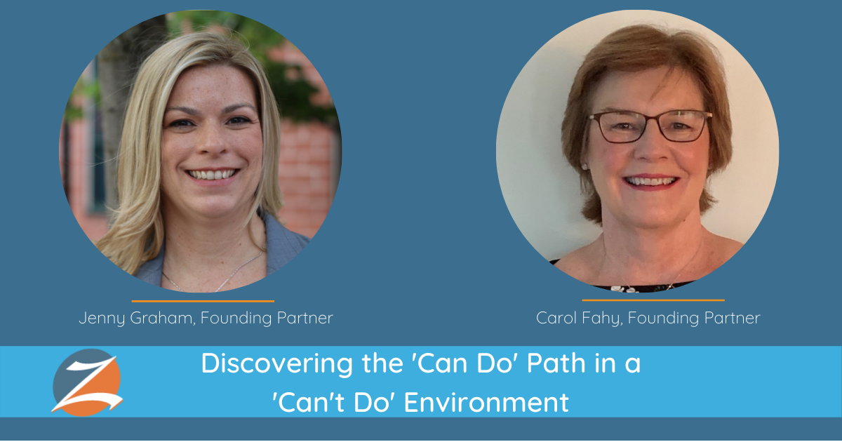Carol and Jenny Webinar